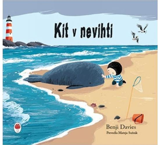 Kit v nevihti